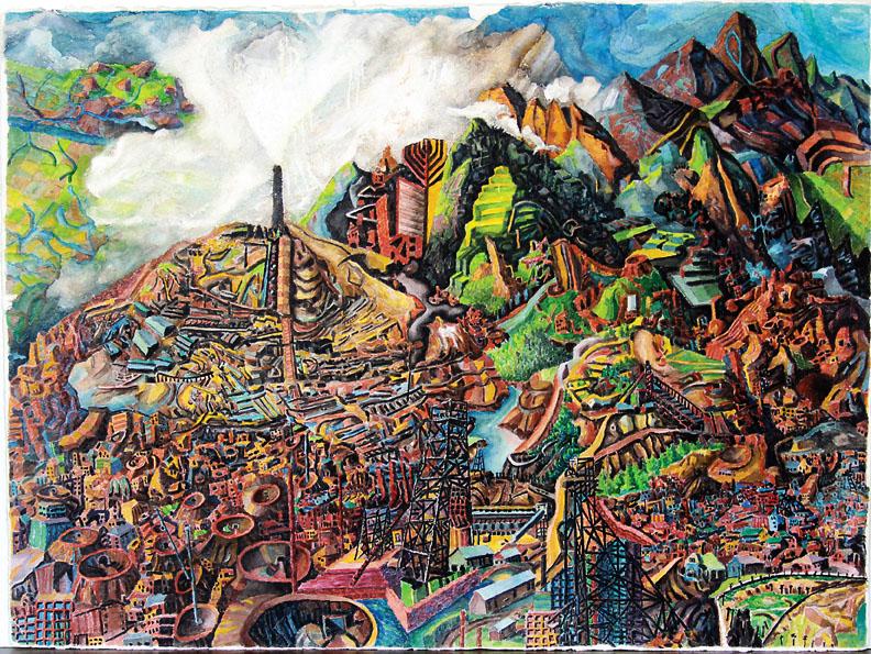 Bisbee Painting Artist